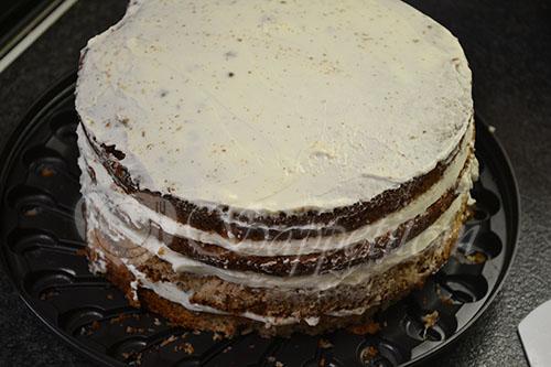 """Торт """"Колибри"""" #шаг 18"""