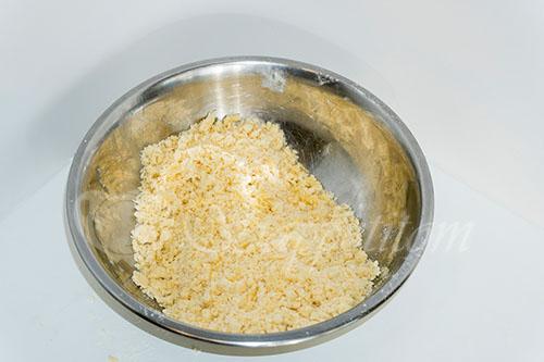Пирог из тыквы в духовке #шаг 7