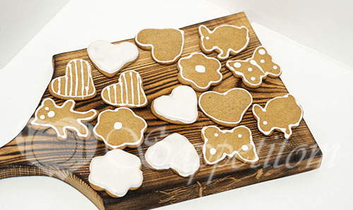 Имбирное печенье #шаг 21