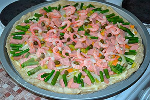 Пицца #шаг 9