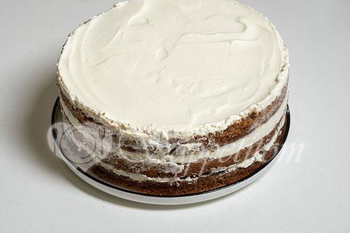 Черемуховый торт #шаг 21