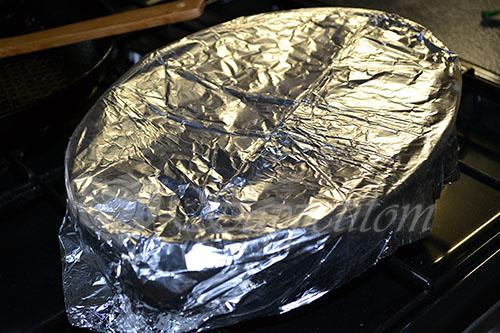 Рататуй - овощи запеченные в духовке #шаг 11