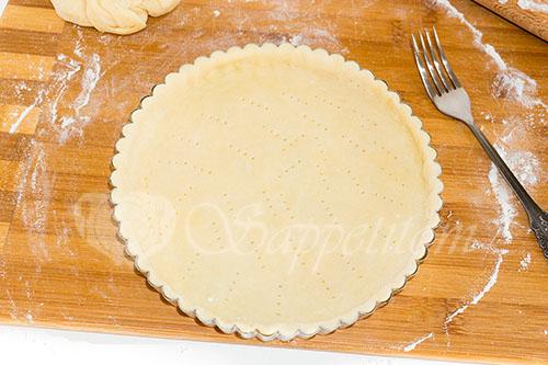 Пирог из тыквы в духовке #шаг 15