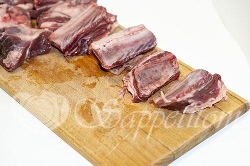 Свиные ребрышки в духовке #шаг 1