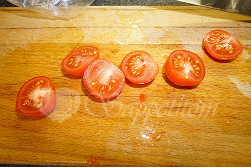 Греческий салат классический #шаг 3