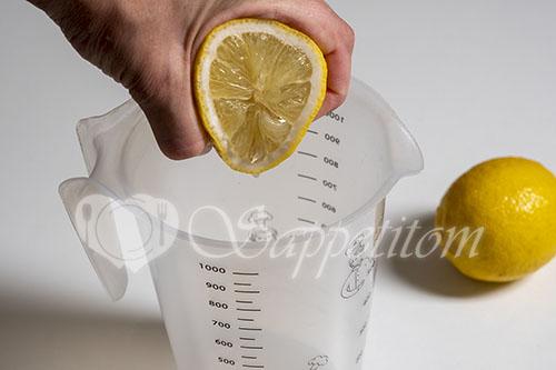 Лимонад из лимонов и мяты #шаг 1