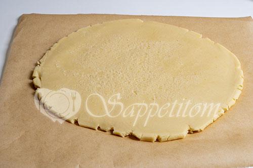 Лимонное печенье фигурное #шаг 10