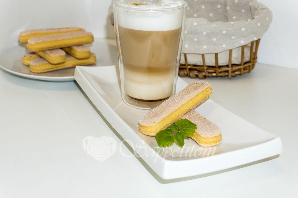 Печенье Савоярди или дамские пальчики