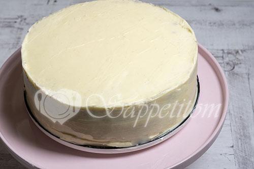 Черемуховый торт #шаг 27
