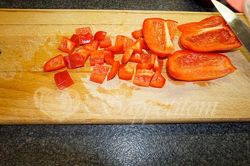 Греческий салат классический #шаг 1