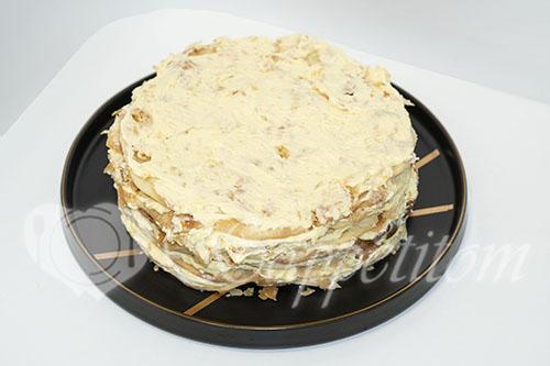 Торт Наполеон классический #шаг 27