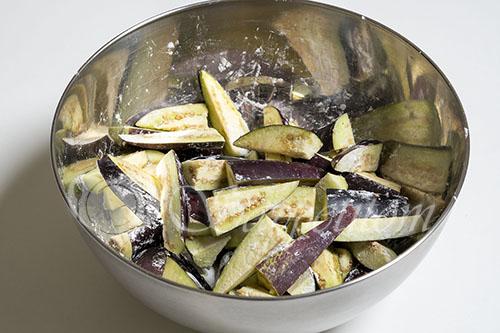 Мясо с овощами на сковороде #шаг 7