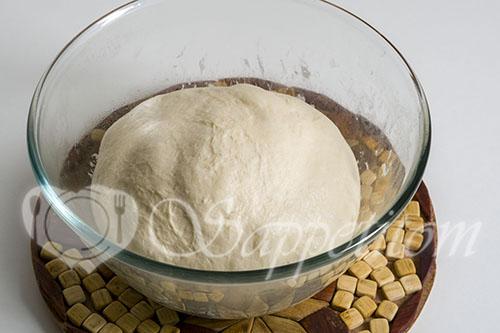Тесто для жареных пирожков #шаг 5