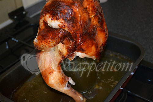 Курица гриль в духовке #шаг 5