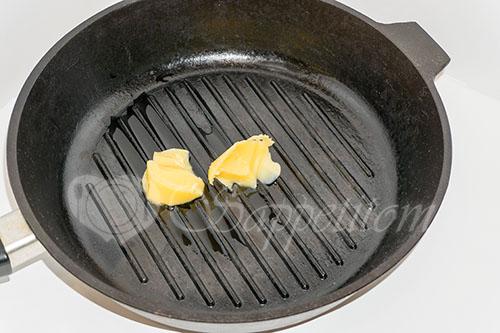 Перепела на сковороде #шаг 3