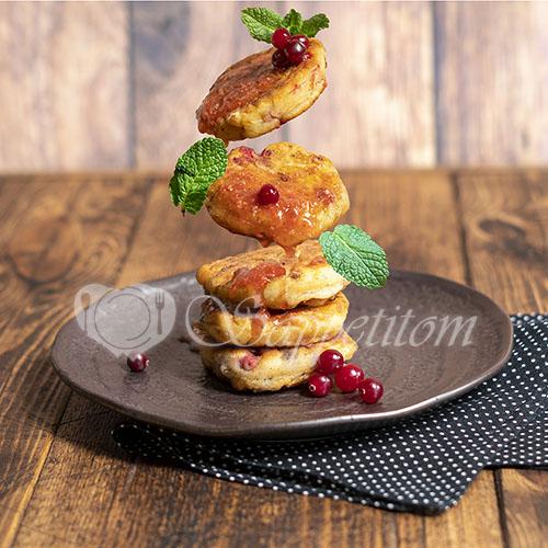 Сырники из рикотты #шаг 10
