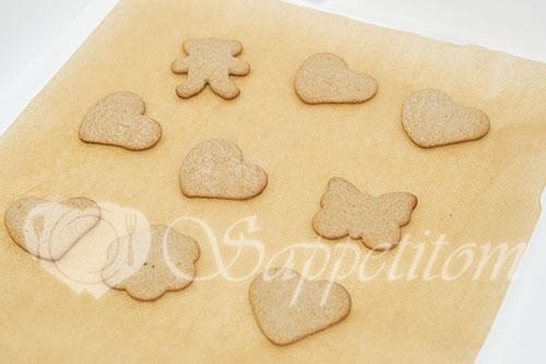 Имбирное печенье #шаг 14