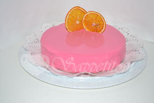 Муссовый торт морковный #шаг 33