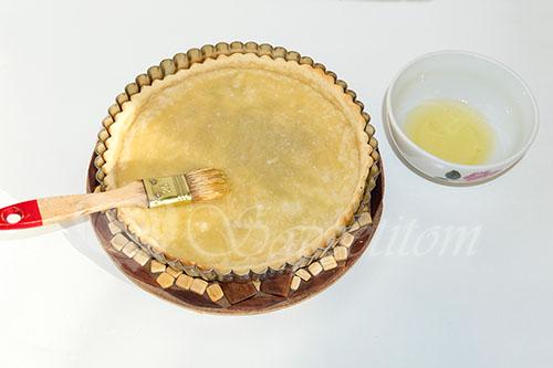 Пирог из тыквы в духовке #шаг 18