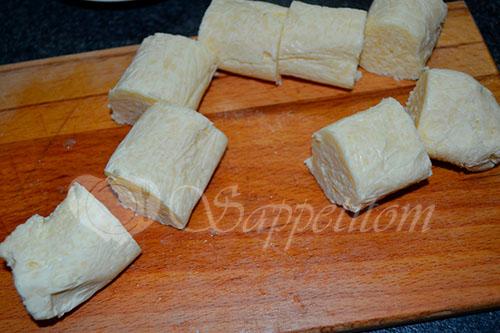 Куриные котлеты с сыром #шаг 4