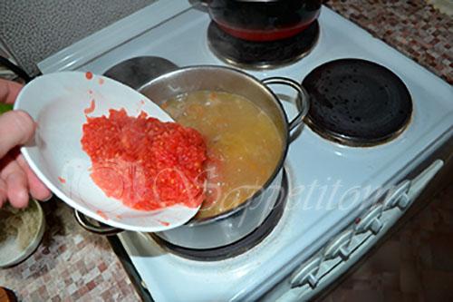 Суп Харчо #шаг 10