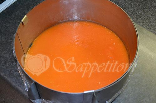 Муссовый торт морковный #шаг 17