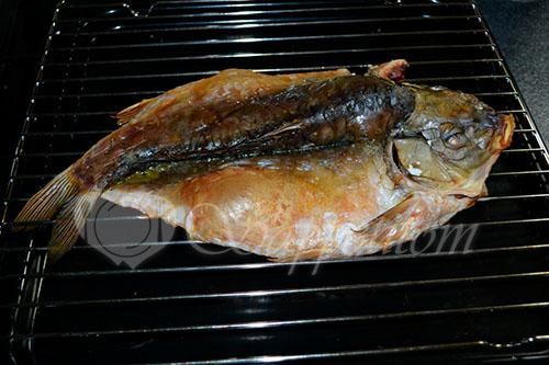 Рыба запеченная в духовке #шаг 5