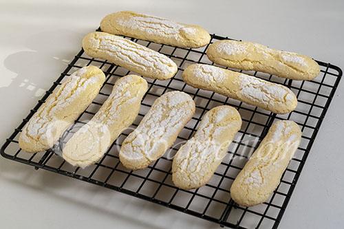 Домашнее печенье Савоярди #шаг 13