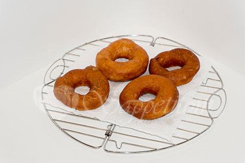 """Пончики дрожжевые """"Донатс"""" #шаг 14"""
