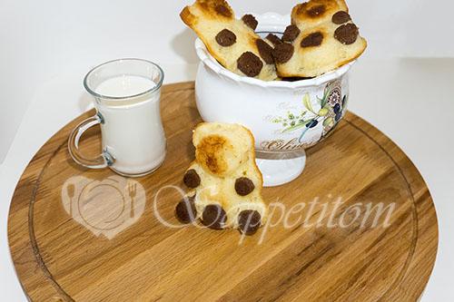 "Кексы по рецепту ""Барни"""