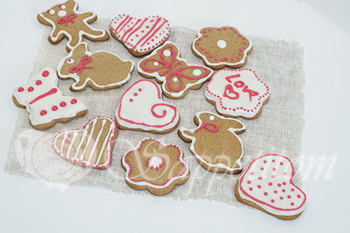 Имбирное печенье #шаг 22