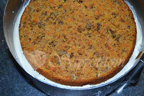 Муссовый торт морковный #шаг 29