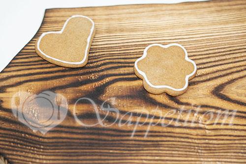 Имбирное печенье #шаг 19