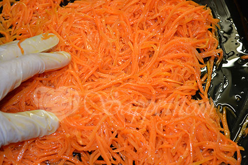 Морковь по-Корейски #шаг 13