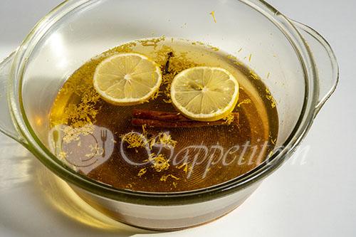 Яблочный глинтвейн безалкогольный #шаг 1