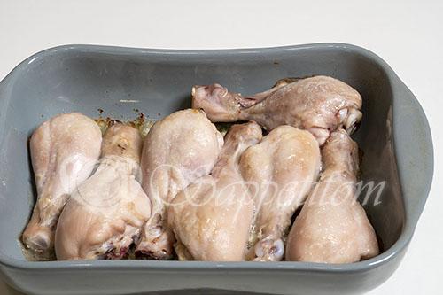 Куриные ножки в духовке #шаг 4