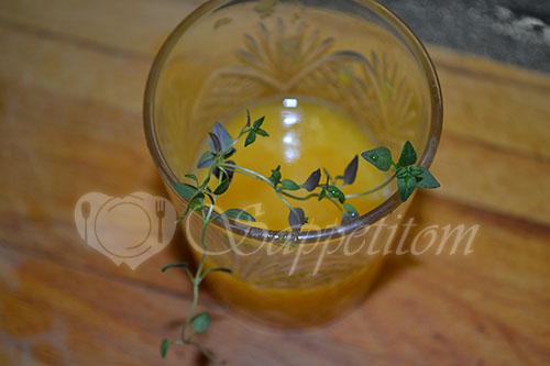 Карп в духовке с апельсинами #шаг 6