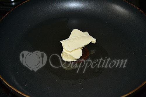 Треска в сливочном соусе на сковороде #шаг 1