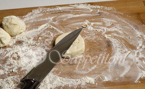 Сырники с манкой #шаг 5