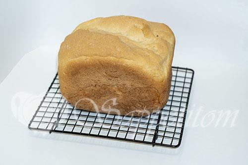 Рисовый хлеб в хлебопечке #шаг 5
