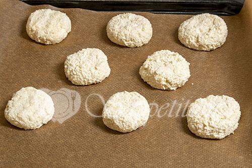 Сырники из творога в духовке #шаг 3