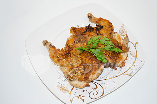 Цыпленок Табака (Тапака) #шаг 7