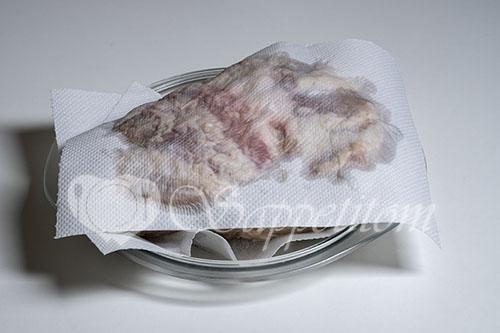 Буженина из свинины в духовке #шаг 4