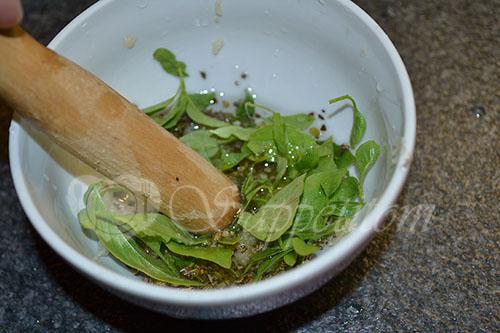 Рататуй - овощи запеченные в духовке #шаг 8