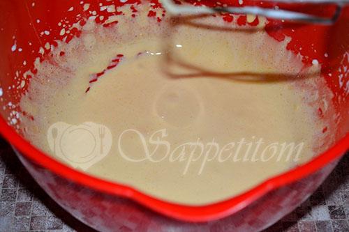Печенье Савоярди или дамские пальчики #шаг 4