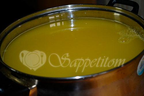 Домашний лимонад из апельсинов #шаг 5