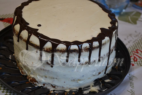 """Торт """"Колибри"""" #шаг 22"""