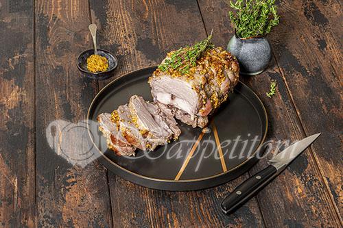 Буженина из свинины в духовке #шаг 10