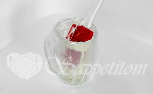 Десерт Павлова #шаг 10
