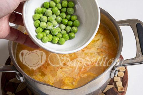 Овощной суп #шаг 6